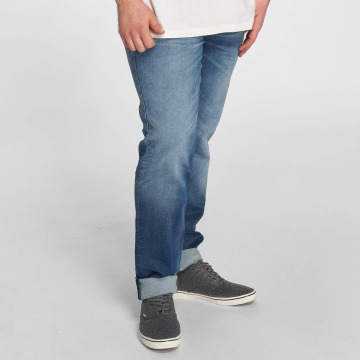 Jack & Jones Straight fit jeans jjiGlenn jjOriginal blauw