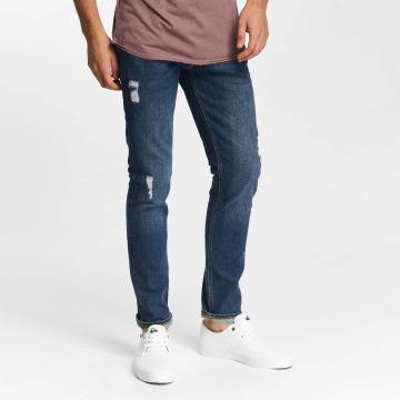 Jack & Jones Straight Fit Jeans jjiTim jjOriginal AM 419 blue