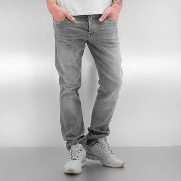 Jack & Jones Straight Fit Jeans jjiClark grå