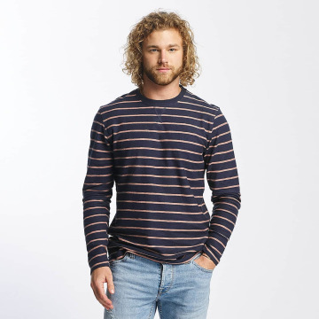 Jack & Jones Sweat & Pull jjorStripped bleu