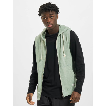 Jack & Jones Sweat capuche zippé jorRecycle vert