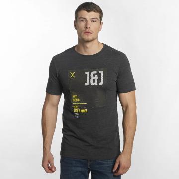 Jack & Jones T-paidat jcoLucas musta