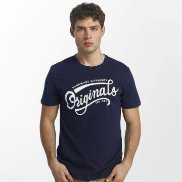Jack & Jones T-paidat jorNewraffa sininen