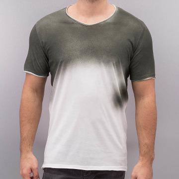 Jack & Jones T-paidat jorSpray valkoinen