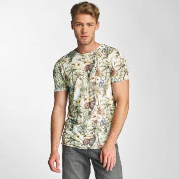 Jack & Jones T-Shirt jorOrient beige