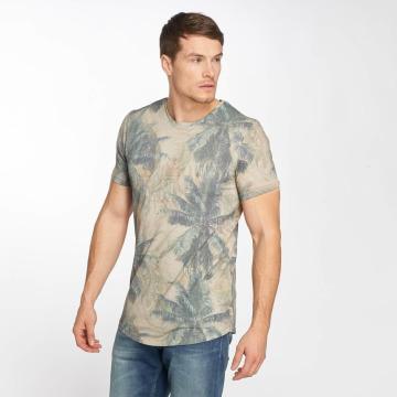 Jack & Jones t-shirt jorFloras beige