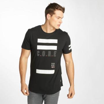 Jack & Jones T-Shirt jcoBooster Future black