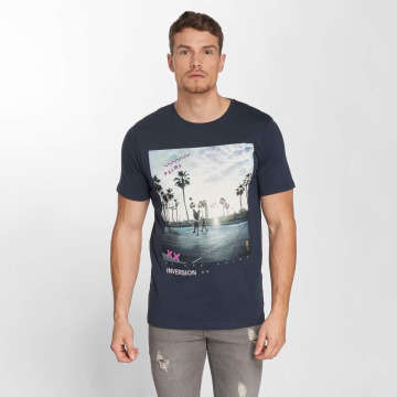 Jack & Jones T-Shirt jorCityyouthline Crew Neck blanc