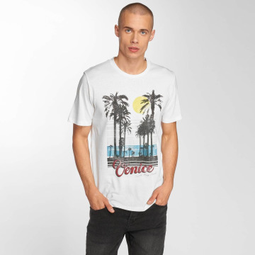 Jack & Jones T-Shirt jorPleo blanc