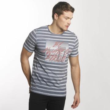 Jack & Jones T-Shirt jorSundown blau