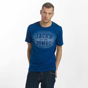 Jack & Jones t-shirt jorStencild blauw