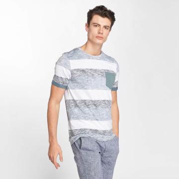 Jack & Jones T-Shirt jcoTage bleu