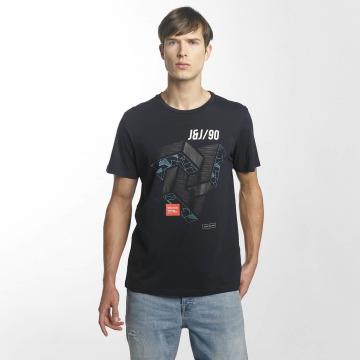 Jack & Jones T-Shirt jcoMateo blue