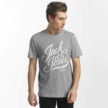 Jack & Jones T-Shirt jorBlog grau