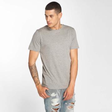 Jack & Jones T-Shirt jjePlain grau