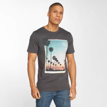 Jack & Jones T-Shirt jorHorizon gray