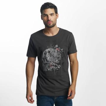 Jack & Jones T-Shirt Scully Tee grey