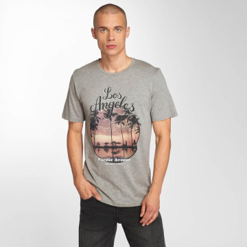 Jack & Jones t-shirt jorPleo grijs
