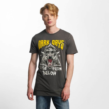Jack & Jones T-Shirt jorMetal gris