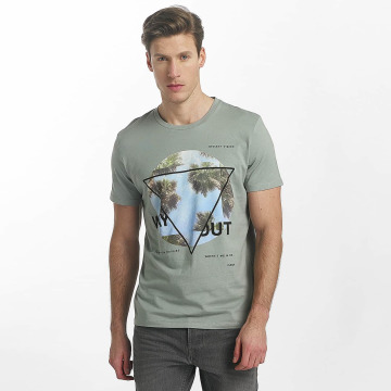 Jack & Jones t-shirt jorstane groen