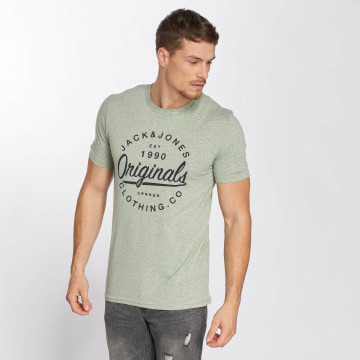 Jack & Jones T-Shirt jorBreezes grün