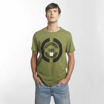 Jack & Jones T-Shirt jcoMateo grün