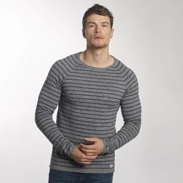 Jack & Jones T-Shirt manches longues jjvcUnion bleu