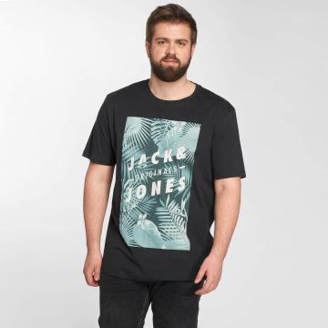 Jack & Jones T-Shirt jorGarden schwarz