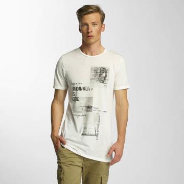 Jack & Jones T-Shirt jorRock weiß