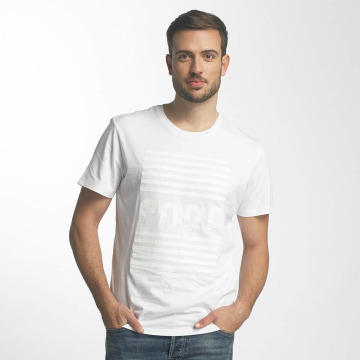 Jack & Jones T-Shirt jcoBulletin weiß