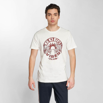 Jack & Jones T-Shirt jorFelt weiß
