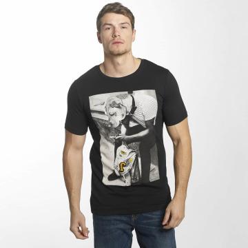 Jack & Jones t-shirt jorHearty zwart