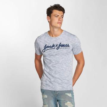 Jack & Jones T-Shirty jorFlurosloth niebieski