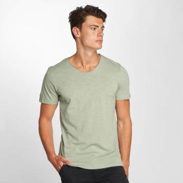 Jack & Jones T-Shirty jorBirch zielony