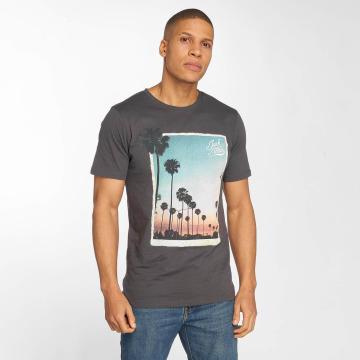 Jack & Jones T-skjorter jorHorizon grå