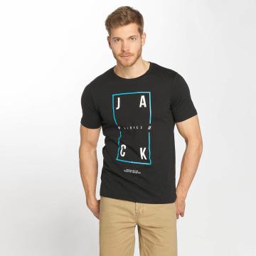 Jack & Jones T-skjorter jcoYouth svart