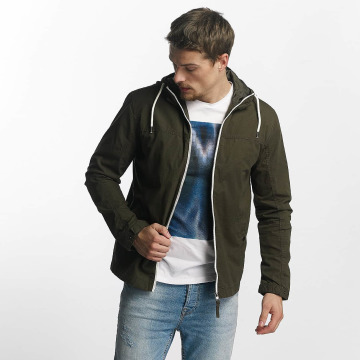Jack & Jones Välikausitakit jorNew Originals Floor oliivi