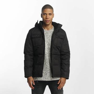 Jack & Jones Winter Jacket jjcoWill black