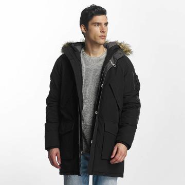 Jack & Jones Winter Jacket jorForest black