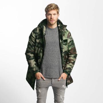Jack & Jones Winterjacke jorMilitary camouflage