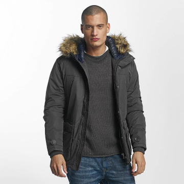 Jack & Jones Winterjacke jjorMountain grau