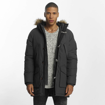 Jack & Jones Winterjacke jorForest grau