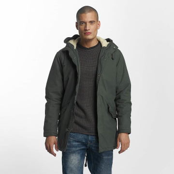 Jack & Jones Winterjacke jjorBento olive