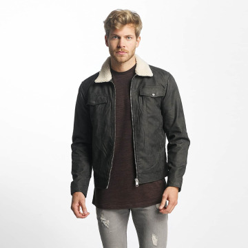 Jack & Jones Winterjacke jorRob schwarz