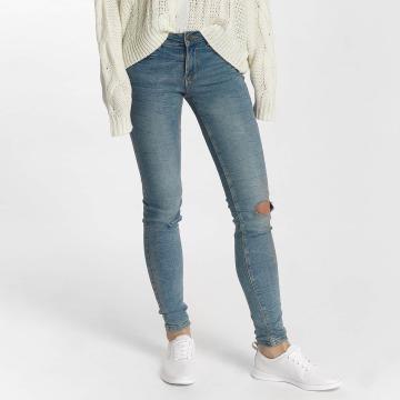 JACQUELINE de YONG Облегающие джинсы jdySkinny синий