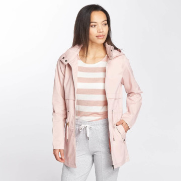 JACQUELINE de YONG Пальто jdyMindy Spring розовый