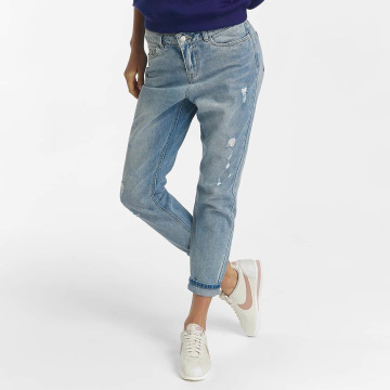 JACQUELINE de YONG Boyfriend Jeans jdyJulie blå
