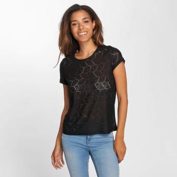 JACQUELINE de YONG Camiseta jdyTag Lace negro