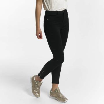 JACQUELINE de YONG High waist jeans jdySkinny svart