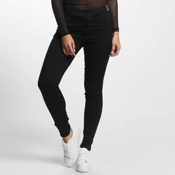 JACQUELINE de YONG High Waisted Jeans jdySkinny Ulle zwart